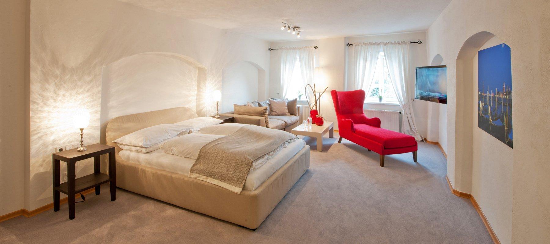 Suiten im Hotel Forstinger