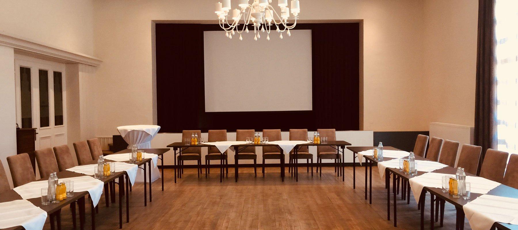 Seminarraum im Hotel Forstinger