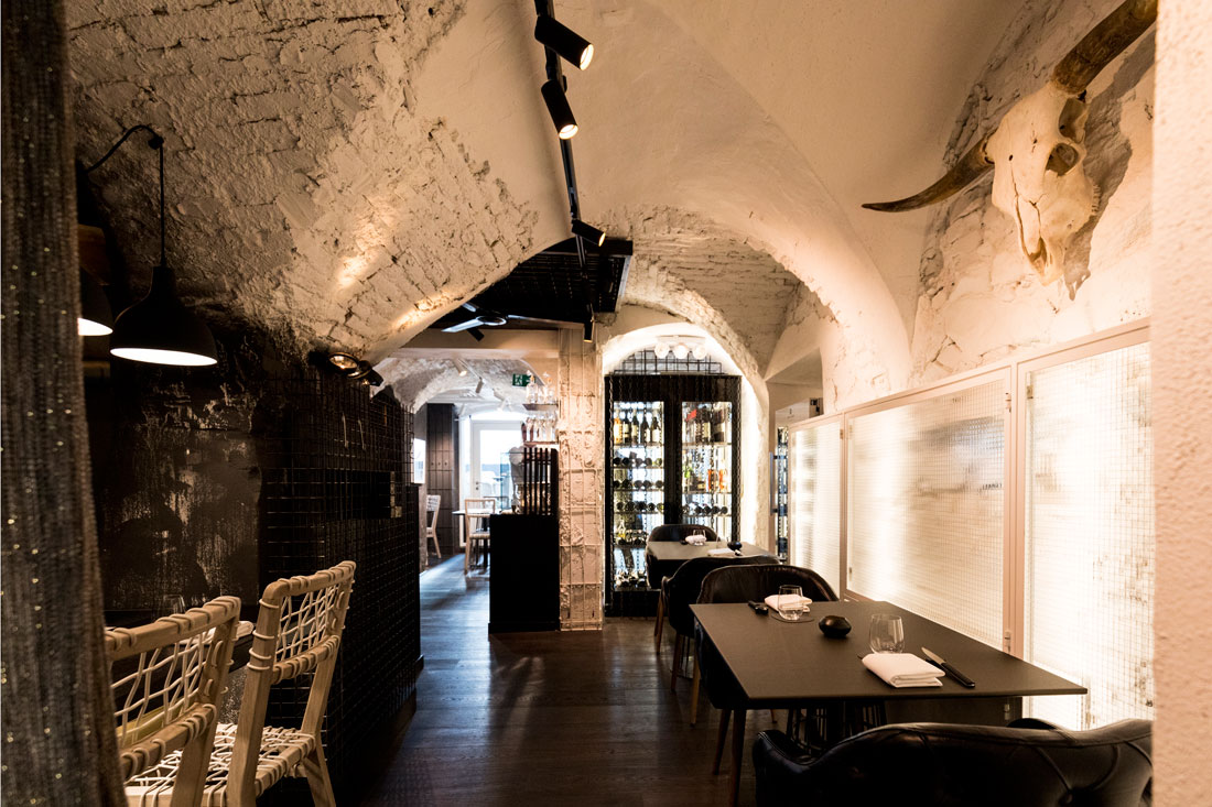 Cafés und Bars